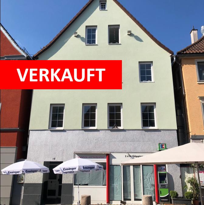 Wohn- und Geschäftshaus Göppingen